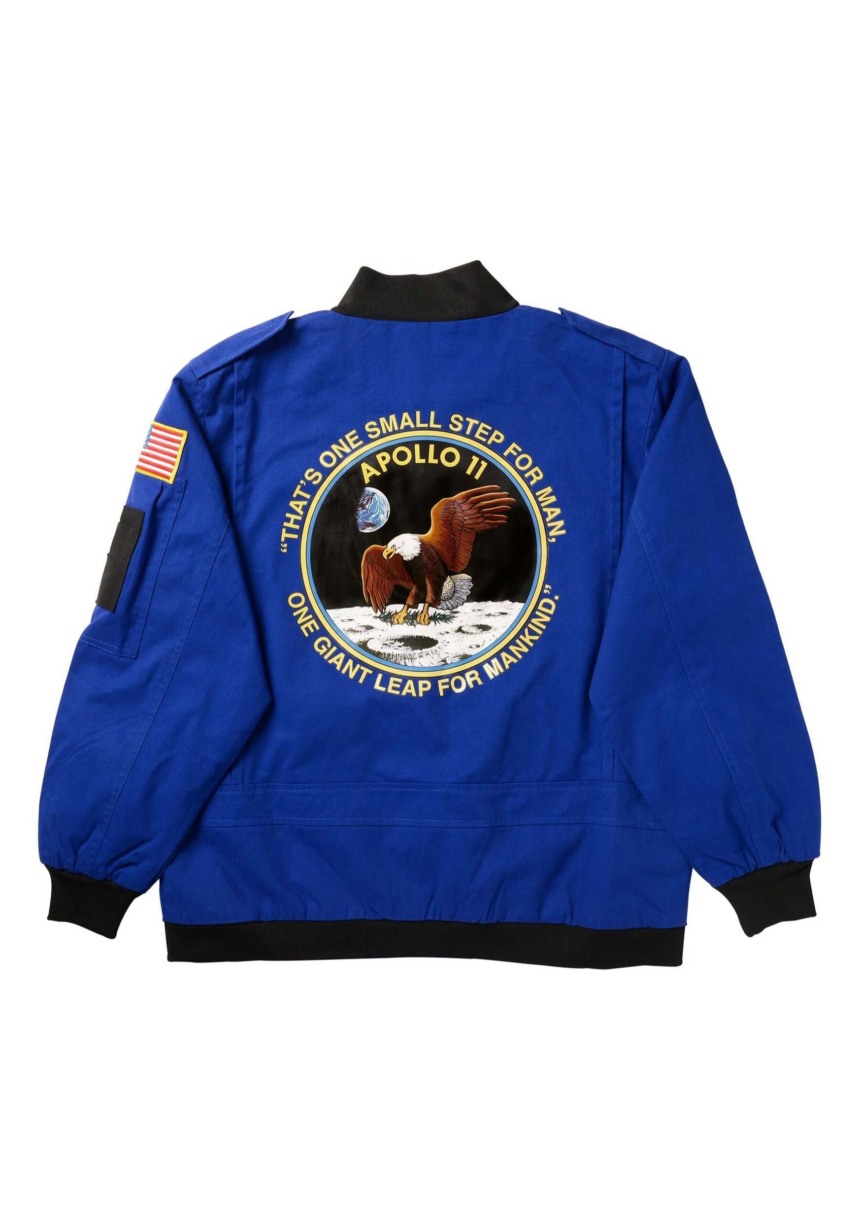 nasa apollo flight jacket - photo #20