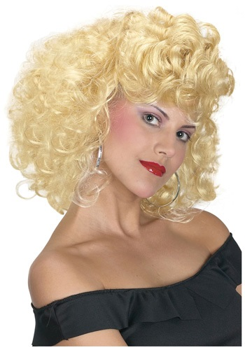 Sexy 50s Lady Wig