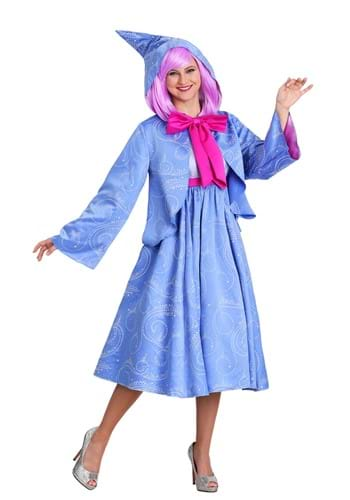 Disney Cinderella Fairy Godmother Womens Costume