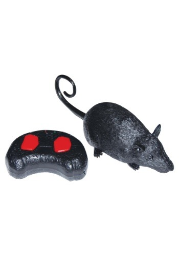 Remote Controlled Rat Prop