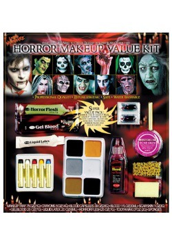 Horror Makeup Value Kit