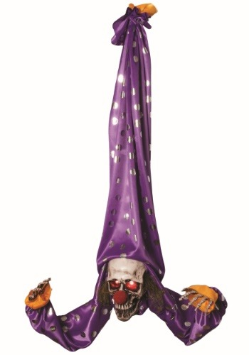 Animated Upside Down Clown Decoration Update1