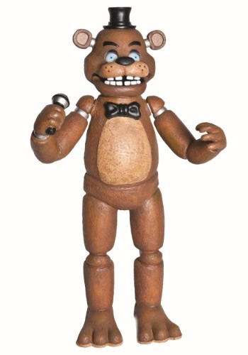 Click Here to buy Animated 3 Foot Five Nights Freddy Decoration from HalloweenCostumes, CDN Funds
