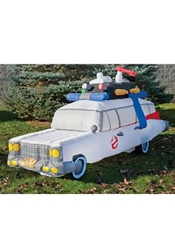 Inflatable Ghostbusters Ecto-1-1