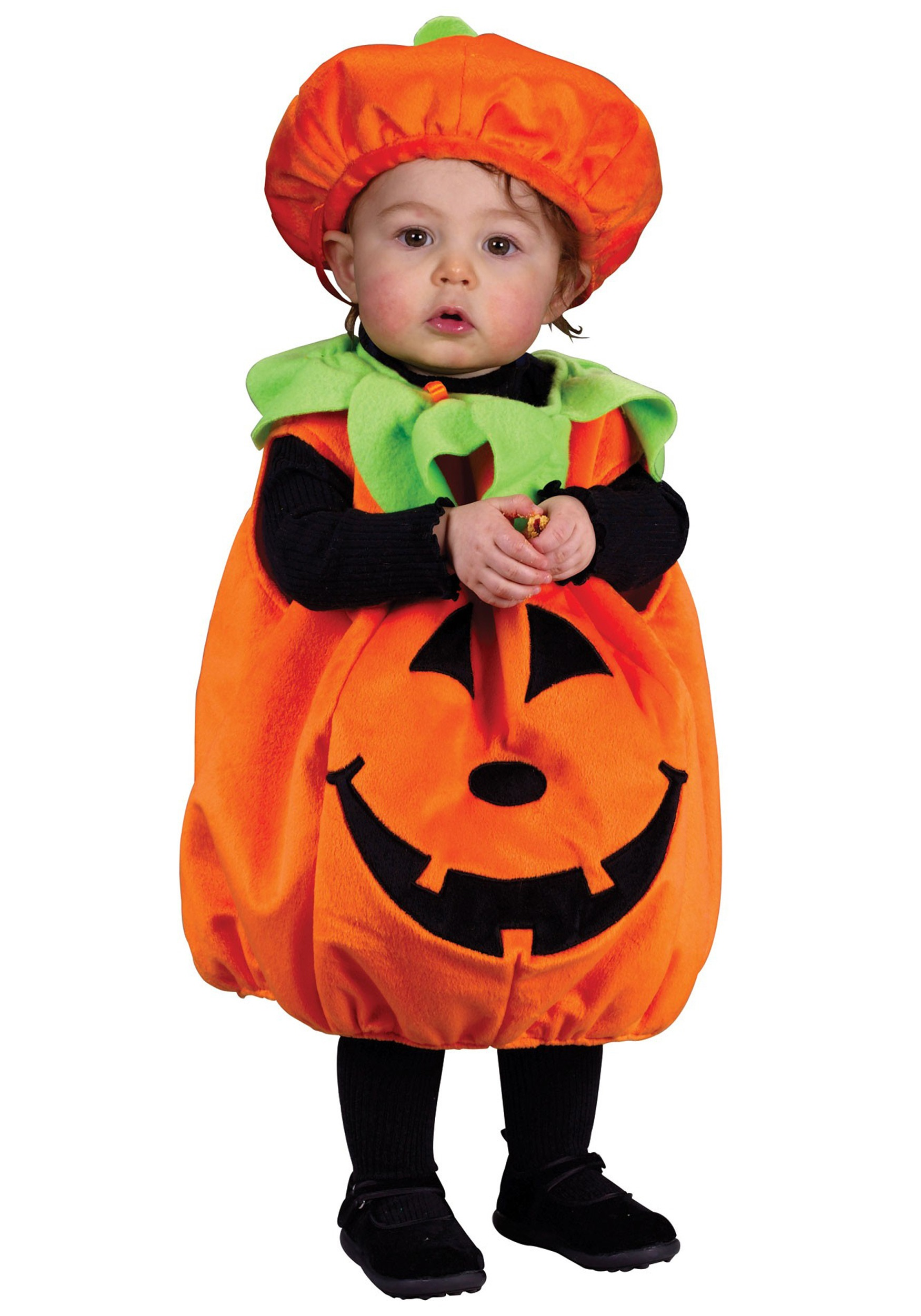 infant pumpkin costume. Black Bedroom Furniture Sets. Home Design Ideas