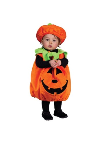 Infant Pumpkin Costume