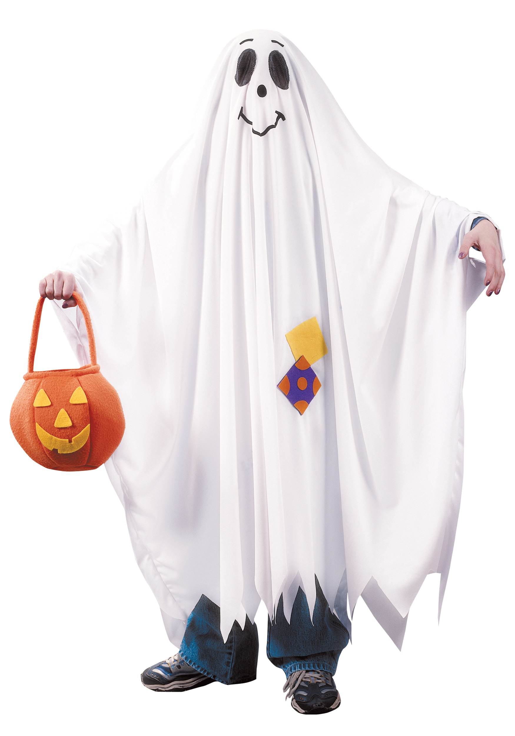 sc 1 st  Halloween Costumes & Kids Friendly Ghost Costume