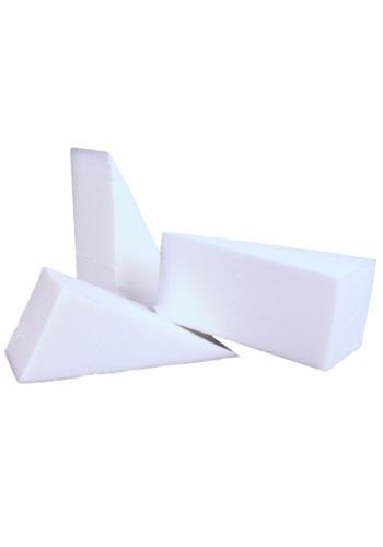 Mehron Non Latex Triangular Foam Sponge 6 pack Update1