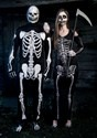 Skeleton Jumpsuit Costume update 2
