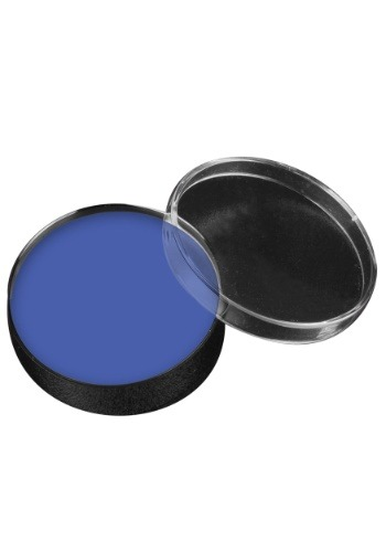 Mehron Premium Greasepaint Makeup 0.5 oz Blue Update1