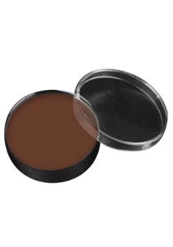 Mehron Premium Greasepaint Makeup 0.5 oz Wolfman Brown Updat