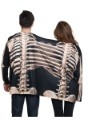 Skeleton 2 Person Long Sleeve Tee2