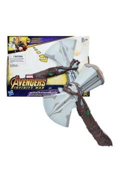 Avengers: Infinity War Marvel's Stormbreaker Electronic Axe1