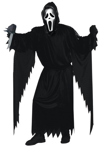 Adult Scream Costume