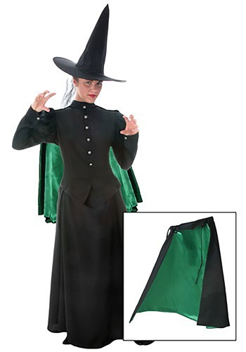 Adult Witch Cape Costume