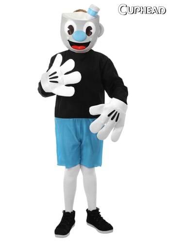 Child Mugman Costume