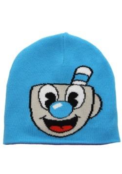 Reversible Mugman Knit Hat Main