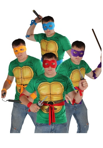 Click Here to buy Ninja Turtles Accessory Kit from HalloweenCostumes, CDN Funds