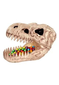 "7.5"" T-Rex Skull Candy Bowl"