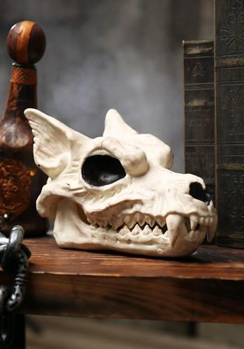 """7"""" Wolf Skull Halloween Decoration Update 1"""