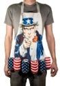 Uncle Sam Fourth of July Beer Belt Apron