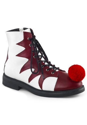 Men's Evil Clown Shoes1