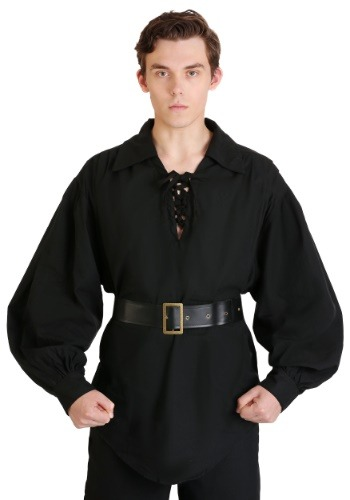 Click Here to buy Black Pirate Shirt from HalloweenCostumes, CDN Funds