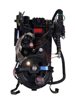Anovos Ghostbusters Spengler Legacy Proton Pack Update 1