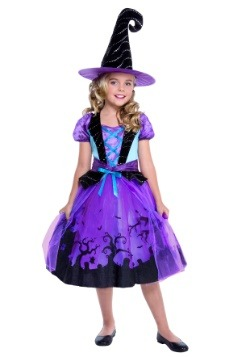 Girl's Cauldron Cutie Costume