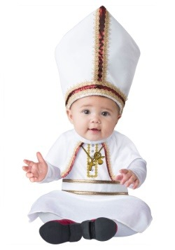 Infant Pint Sized Pope Costume