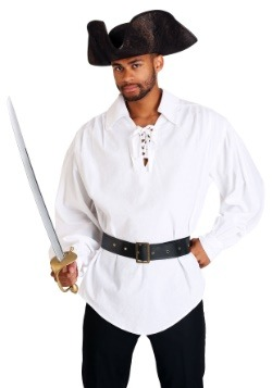 White Pirate Shirt Main Update