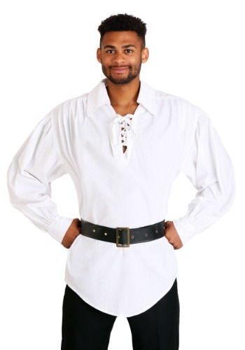Pirate | Shirt | White | Men