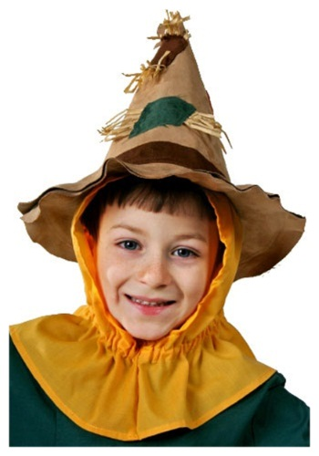 Click Here to buy Kids Scarecrow Hat from HalloweenCostumes, CDN Funds