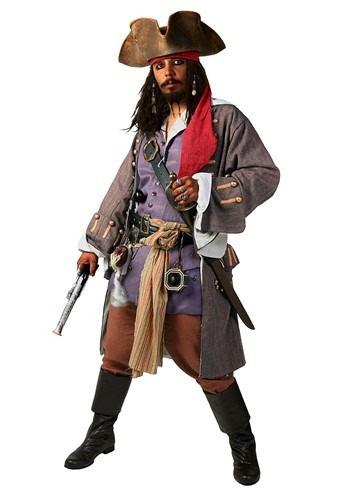 Realistic Caribbean Pirate Costume By: Fun Costumes for the 2015 Costume season.