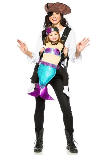 Adult Pirate and Mermaid Costume Update