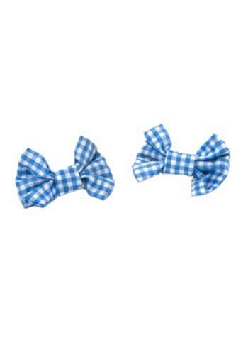 Gingham Hair Bows