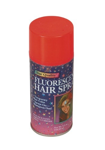 Click Here to buy Hair Spray Red from HalloweenCostumes, USA Funds & Shipping