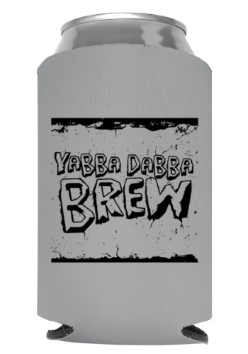 Yabba Dabba Brew Can Koozie By: Fun Costumes for the 2015 Costume season.