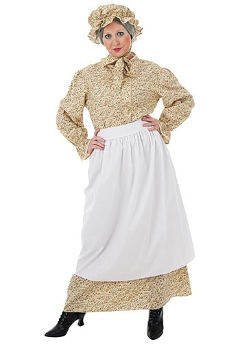 Auntie Em Costume - Adult Wizard of Oz Women's Costumes