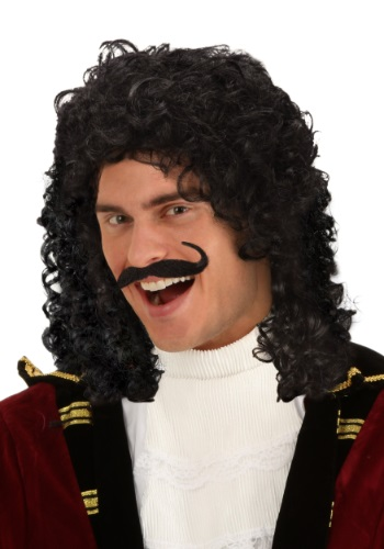 Captain Hook Costume Wig   Adult Pirate Wigs By: LF Products Pte. Ltd. for the 2015 Costume season.
