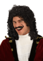 Captain Hook Costume Wig