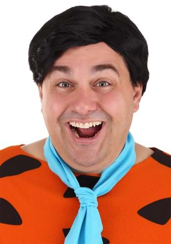 Deluxe Fred Flintstone Wig By: LF Products Pte. Ltd. for the 2015 Costume season.