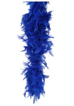 Royal Blue 80 Gram Feather Boa