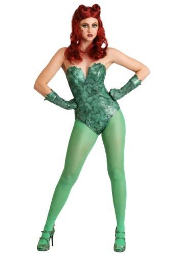 DC Comics Poison Ivy Women's Costume Main Update
