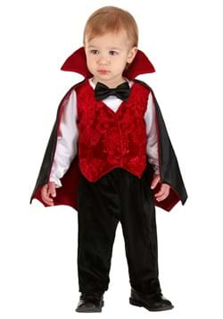 Infant Little Vlad Vampire Costume New