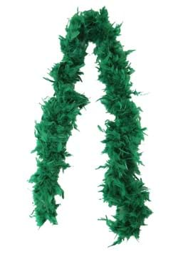 Green 80 Gram Feather Boa