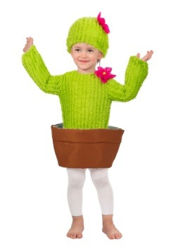 Child Prickles the Cactus Costume