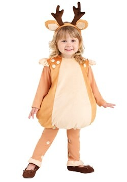 Toddler Debbie the Deer Costume New