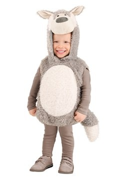 Toddler Wolfred Costume New