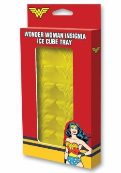 Wonder Woman Insignia Ice Cube Tray